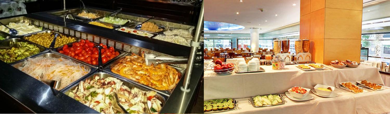 Incredible Restaurantes Buffet 10 Mejores Empresas Interior Design Ideas Clesiryabchikinfo